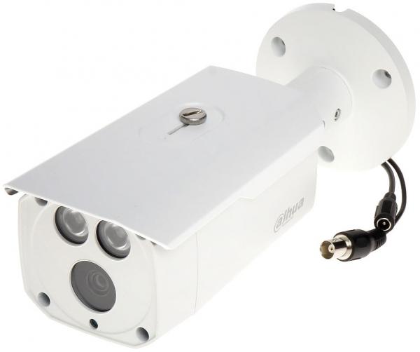 Sistem supraveghere video complet de exterior 4 camere Dahua 2MP Starlight IR 80m, CADOU cablu HDMI [1]