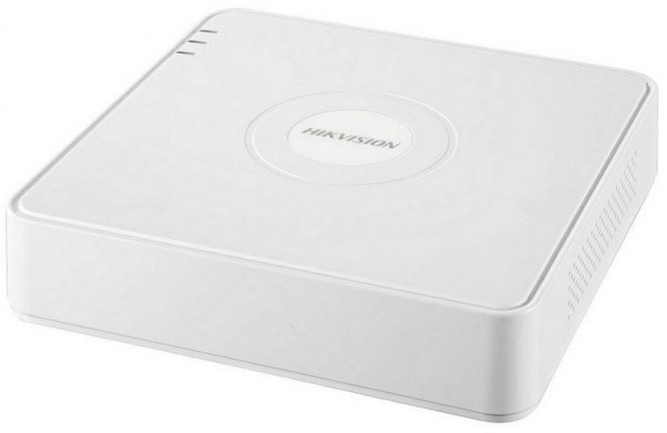 Sistem supraveghere video Hikvision 4 camere de exterior 5MP Turbo HD cu IR 40 M full accesorii cu cablu coaxial, live internet [1]