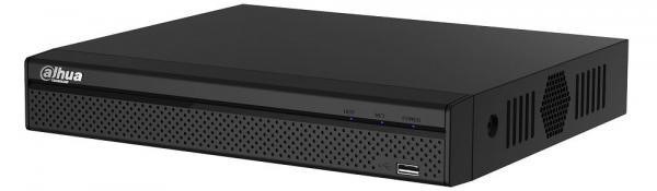 Sistem supraveghere video mixt 4 camere Dahua 1 exterior HDCVI 2MP cu IR80 m si 3 interior IR50m cu accesorii, soft internet [3]
