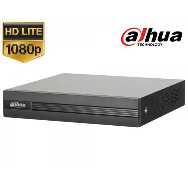 Sistem supraveghere video mixt cu 4 camere 2 camere 2MP AHD IR30m si 2 camere 1MP IR20m, DVR DAHUA 4 canale, accesorii, live internet [3]