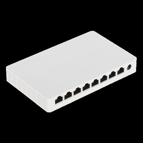 Switch 8 porturi Gigabit - HIKVISION DS-3E0508D-E [0]