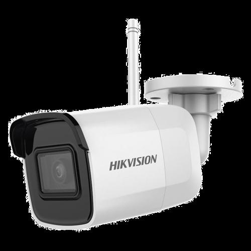 WI-FI IP Camera 5.0MP, lentila 2.8mm, Audio, SD-card - HIKVISION [0]