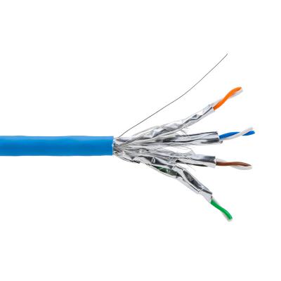Cablu SFTP  Cat 6a  23 AWG rola 305m [0]