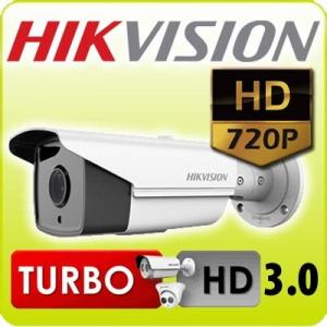 Camera supraveghere exterior Hikvision TurboHD DS-2CE16C0T-IT5F, 1 MP, IR 80m, 2.8 mm [1]