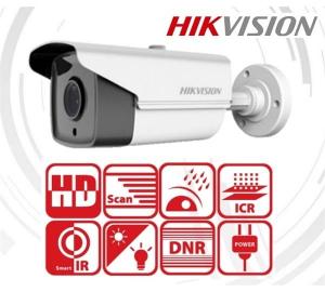 Camera supraveghere exterior Hikvision TurboHD DS-2CE16C0T-IT5F, 1 MP, IR 80m, 2.8 mm [2]