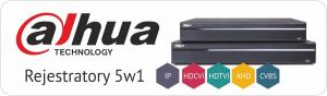 DVR 16 canale Dahua XVR1B16  H.265+, 1080N Pentabrid HDCVI, HDTVI, AHD, CVBS + IP  audio prin HDCVI [1]