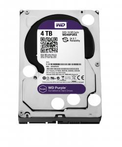 HDD Western Digital Surveillance Purple intern 4TB WD40PURX [1]