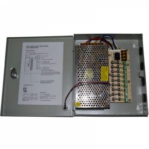 Sistem supraveghere complet 8 camere Hikvision 2MP IR 80m cu DVR Dahua Pentabrid FULL HD [2]