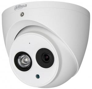 Sistem supraveghere video mixt 4 camere Dahua 1 exterior HDCVI 2MP cu IR80 m si 3 interior IR50m cu accesorii, soft internet [1]