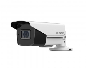 Sistem supraveghere video ultra profesional Hikvision 6 camere exterior 5MP Turbo HD cu IR 40M, DVR 8 canale, full accesorii [1]
