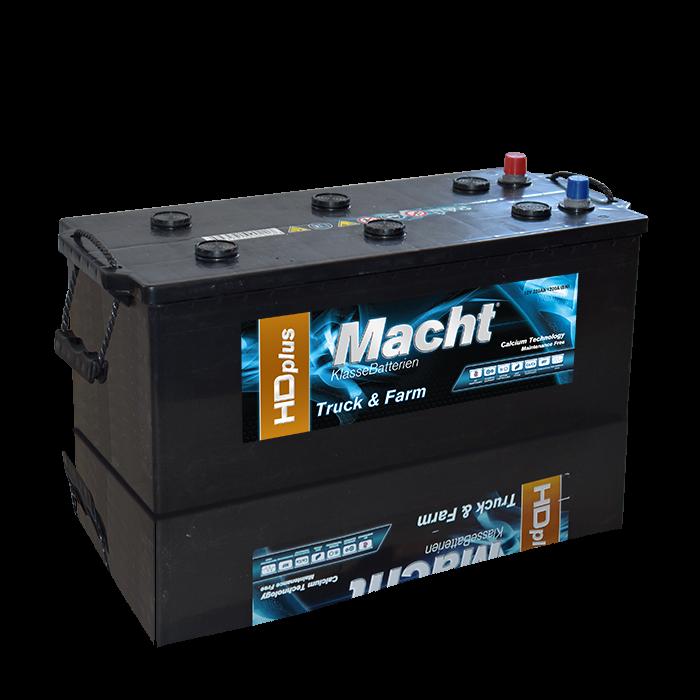 Acumulator MACHT HD Plus 12V 225 Ah 1200 A (518x275x242) 0