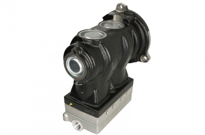 Compresor, Numar cilindri: 2 (nou, cu coupling) RVI; VOLVO [1]