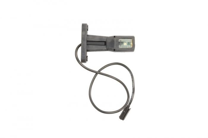 Lampa gabarit portocaliu/rosu/alb LED stanga lungime cablu 500mm 24V 0
