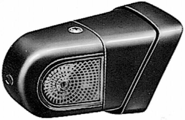 Lampa gabarit stanga, rosu, 12V MERCEDES T2/LN1 1986-1994 0