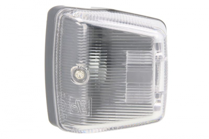 Lampa Semnalizator dreapta culoare sticla: alb, PY21W MERCEDES ATEGO 3 dupa 2013 [0]