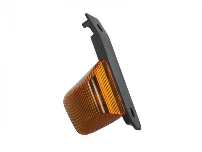 Lampa Semnalizator fata dreapta culoare sticla: portocaliu IVECO STRALIS dupa 2002 0
