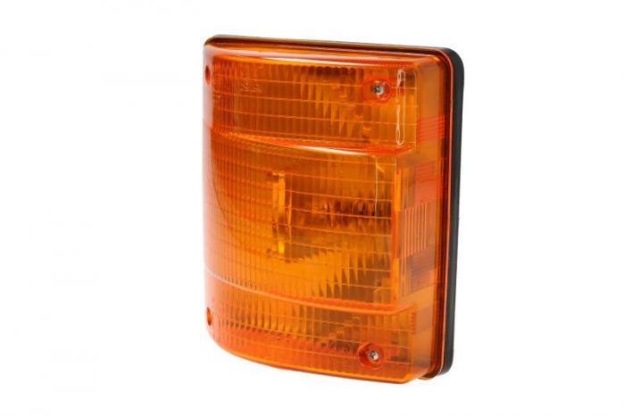 Lampa Semnalizator fata dreapta culoare sticla: portocaliu MAN E 2000, F 2000, F 90, L 2000, M 2000 L 0