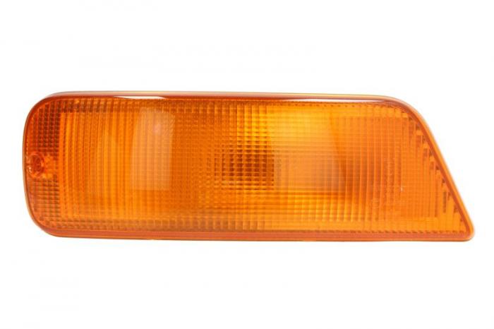 Lampa Semnalizator fata dreapta culoare sticla: portocaliu MERCEDES ATEGO, ATEGO 2, AXOR 2, ECONIC, ZETROS dupa 1998 [0]