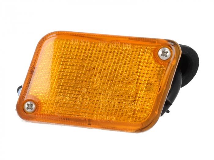 Lampa Semnalizator fata stanga culoare sticla: portocaliu IVECO EUROTECH MH, EUROTECH MP, EUROTECH MT dupa 1992 [0]