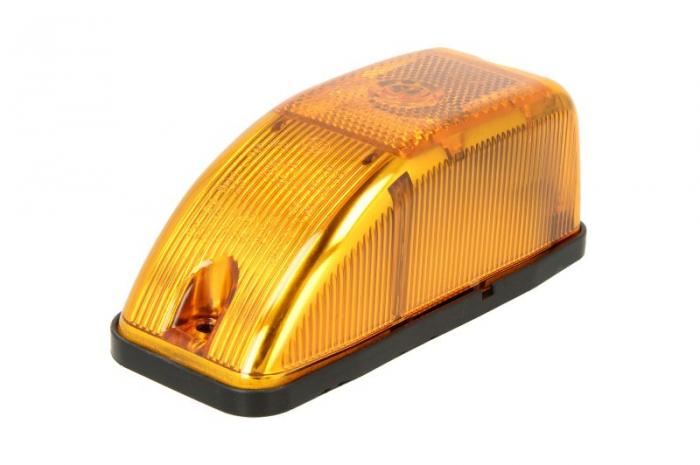 Lampa Semnalizator fata stanga culoare sticla: portocaliu MAN F 2000, F 9, F 90, G 90, L 2000, M 2000 L, M 2000 M, M 90 dupa 1983 0