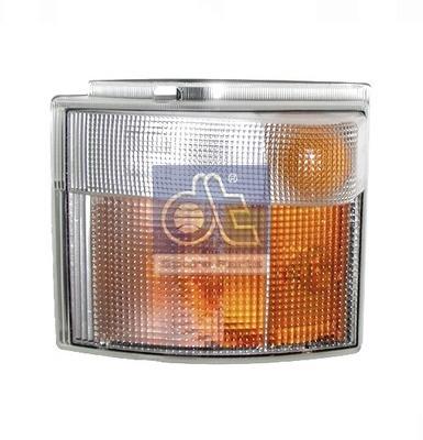 Lampa Semnalizator fata stanga culoare sticla: portocaliu/transparent SCANIA 4, P,G,R,T dupa 1995 0
