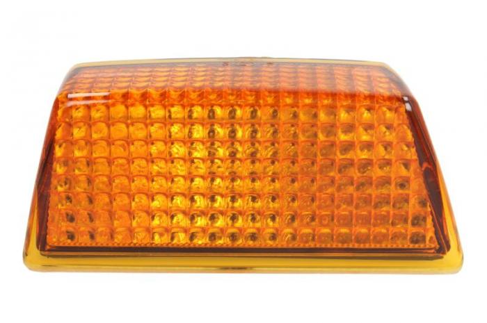 Lampa Semnalizator fata stanga culoare sticla: portocaliu VOLVO FH, FH 12, FH 16, FM, FM 10, FM 12, FM 7, FM 9 dupa 1993 0