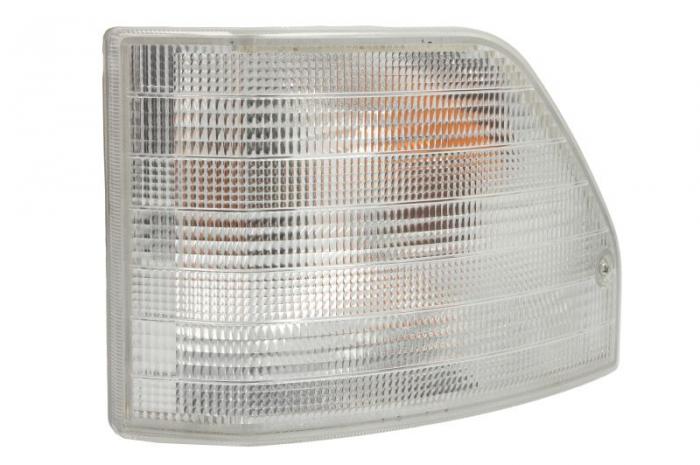 Lampa Semnalizator fata stanga culoare sticla: transparent, PY21W MERCEDES TOURO O 500; SETRA 400 dupa 1996 0