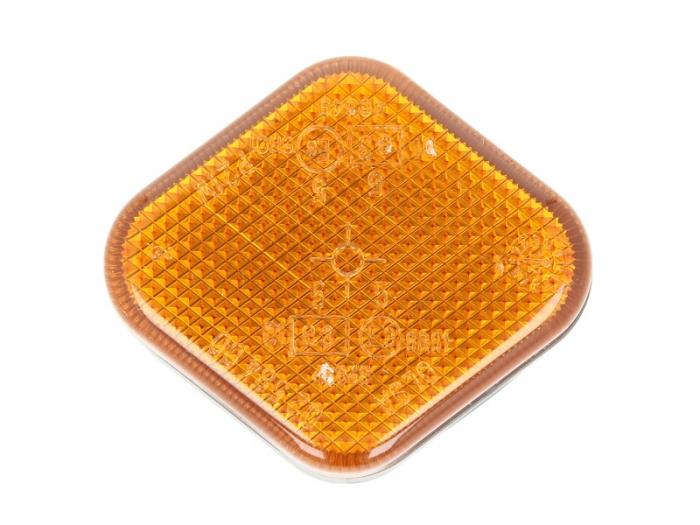 Lampa Semnalizator fata stanga/dreapta culoare sticla: portocaliu IVECO EUROCARGO I-III intre 1991-2015 0