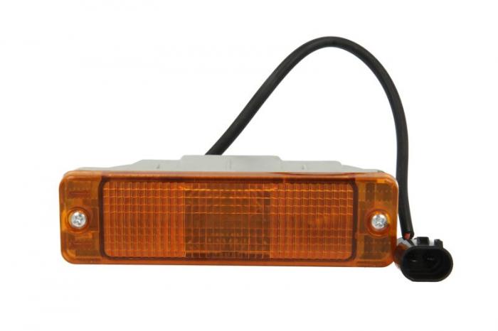 Lampa Semnalizator fata stanga/dreapta culoare sticla: portocaliu MAN L 2000, M 2000 L, M 2000 M dupa 1993 0