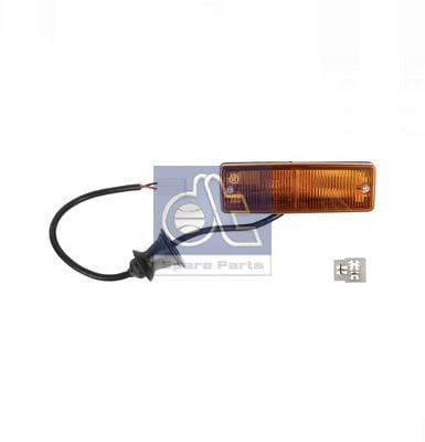 Lampa Semnalizator, partea stanga culoare sticla: portocaliu, in Aripa MERCEDES MK, NG, O 301, O 402, SK intre 1973-1996 [0]