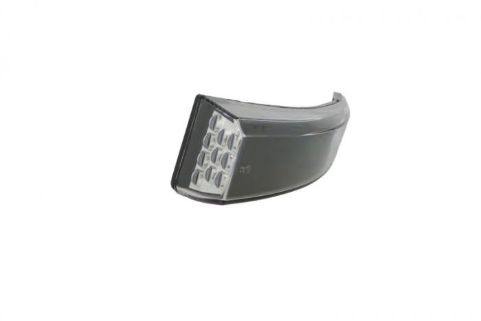 Lampa Semnalizator, partea stanga culoare sticla: transparent, LED, negru locas VOLVO FH II dupa 2012 0