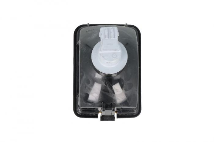 Lampa Semnalizator stanga/dreapta culoare sticla: portocaliu/fumuriu, superioara spate MERCEDES CONECTO O 345 dupa 2001 1