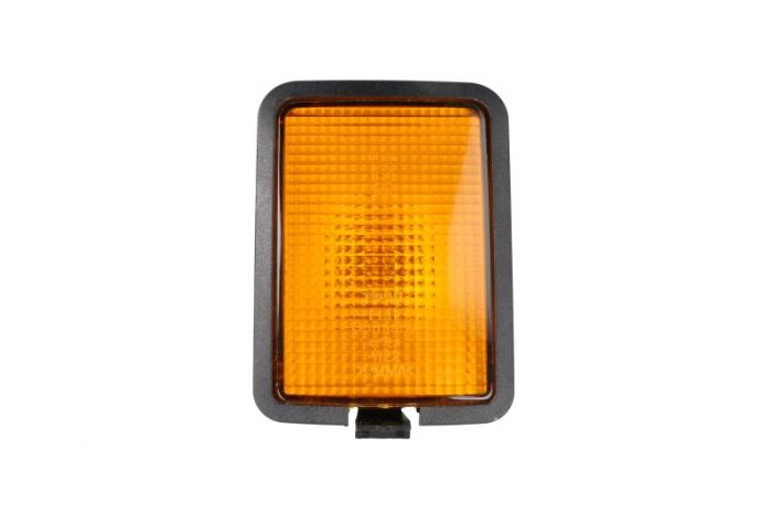 Lampa Semnalizator stanga/dreapta culoare sticla: portocaliu/fumuriu, superioara spate MERCEDES CONECTO O 345 dupa 2001 0