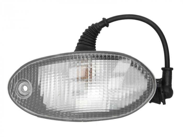Lumini marcaj stanga, alb, 12/24V IVECO EUROCARGO I-III, EUROTRAKKER, STRALIS, TRAKKER dupa 1991 [0]