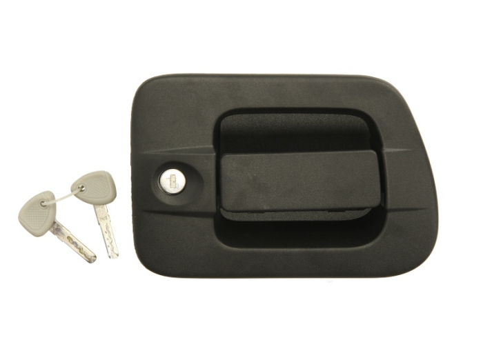 Maner usa dreapta exterior cu chei, cu incuietoare IVECO STRALIS dupa 2000 [0]