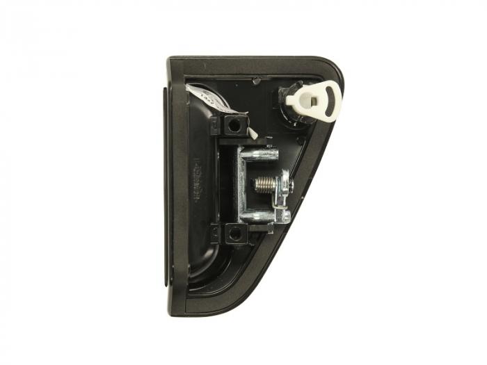 Maner usa dreapta exterior cu chei, cu incuietoare, negru DAF CF 85 dupa 1993 0