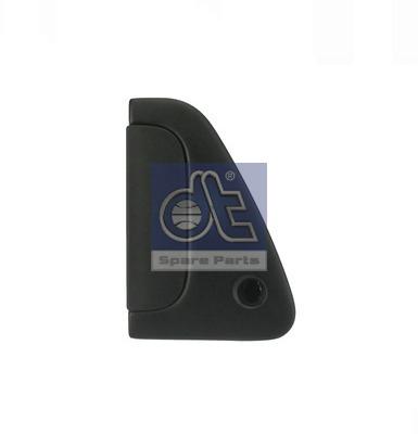 Maner usa dreapta exterior negru DAF 65, 65 CF, 75, 75 CF, 85, 85 CF, CF 65, CF 75, CF 85, SB 0