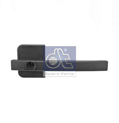 Maner usa dreapta exterior negru DAF 75 CF, 85 CF, 95, 95 XF, LF 45, SB, XF 105, XF 95 dupa 1987 0