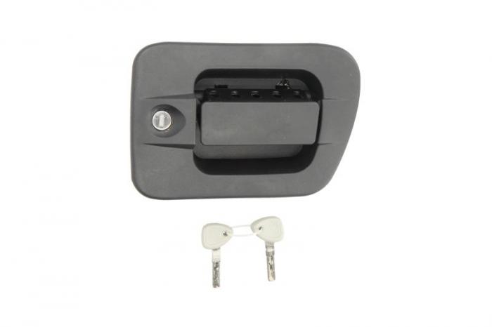 Maner usa stanga exterior cu chei, cu incuietoare IVECO STRALIS dupa 2000 0