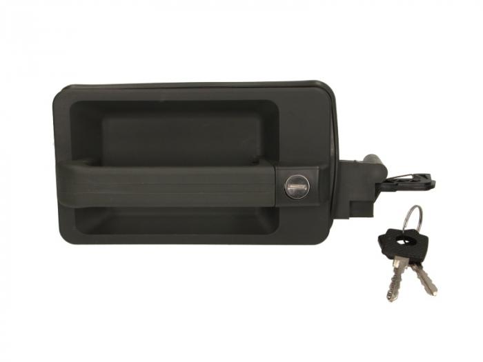 Maner usa stanga exterior cu chei, cu incuietoare MERCEDES SK 0