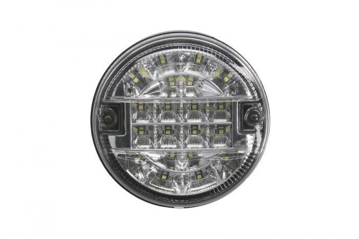 marsarier lumini diametru 140mm, LED, 24V 0