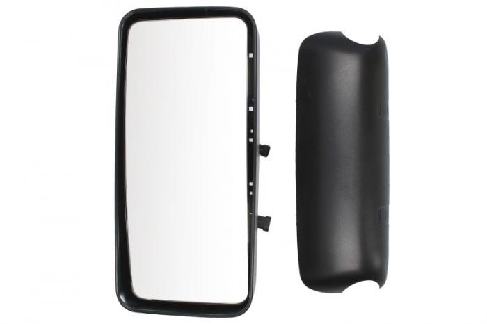 Oglinda electrica ajustabila incalzita si 24V IVECO Euro / Star / Tech STRALIS 457x215mm [0]