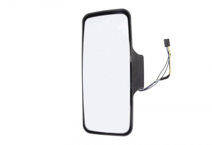 Oglinda stanga incalzita, electrica 480 x 200 RVI MAGNUM dupa 1990 [0]