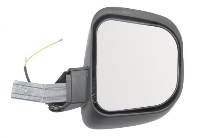 Oglinda stanga SCANIA R dupa 2004 incalzita 24V 0