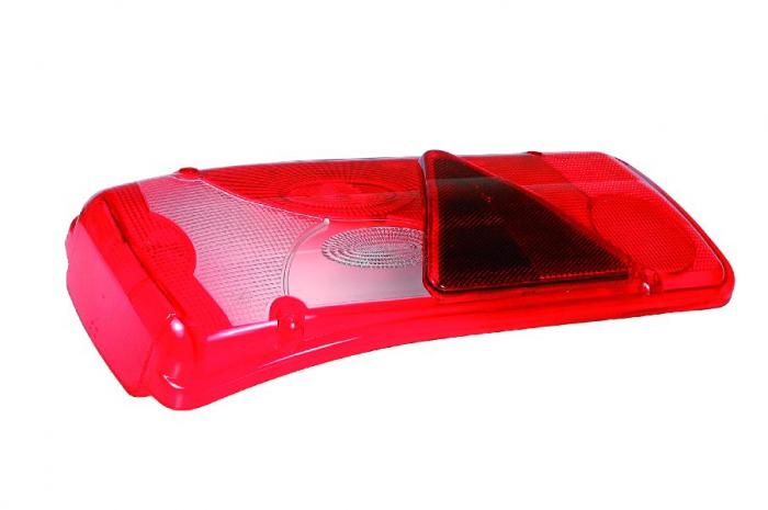 Reflector Stop lampa spate , rosu-alb stanga LC8T [0]