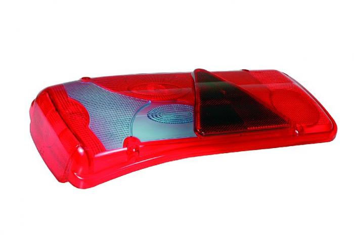 Reflector Stop lampa spate rosu-albastru stanga LC8T 0