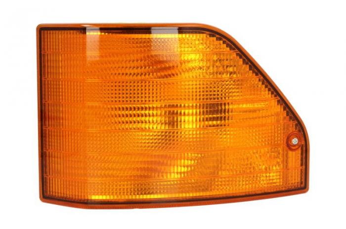 spate Lampa Semnalizator dreapta culoare sticla: portocaliu, P21W MERCEDES CITARO O 530 dupa 1998 0