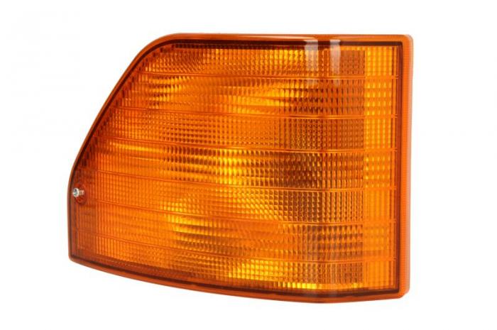 spate Lampa Semnalizator stanga culoare sticla: portocaliu, P21W MERCEDES CITARO O 530 dupa 1998 0