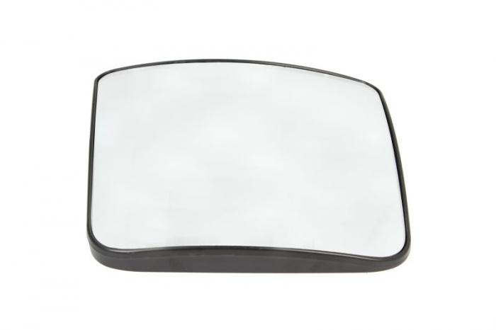 Sticla oglinda exterioara dreapta incalzita, 24V, 197X181 MAN TGS, TGX dupa 2007 0