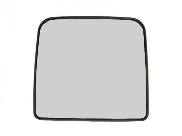 Sticla oglinda exterioara stanga inferior, incalzita, 24V, 197X181 MAN TGX dupa 2007 0